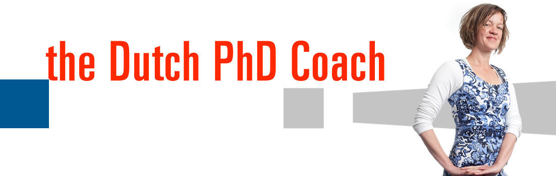 PhD blog * great content in Dunglish for PhD's